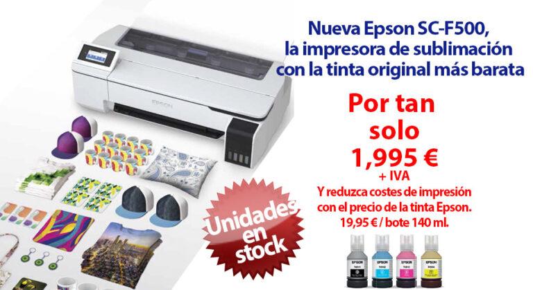 Epson SC-F500